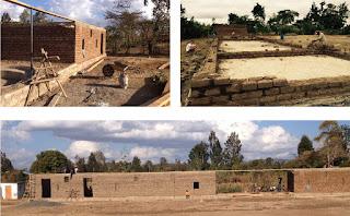 Finalización del Orfanato en Kenia
