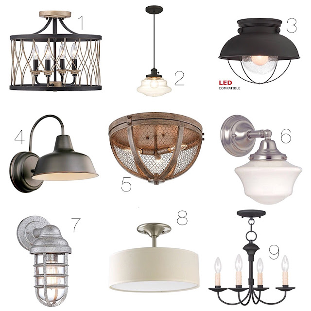 affordable lighting options
