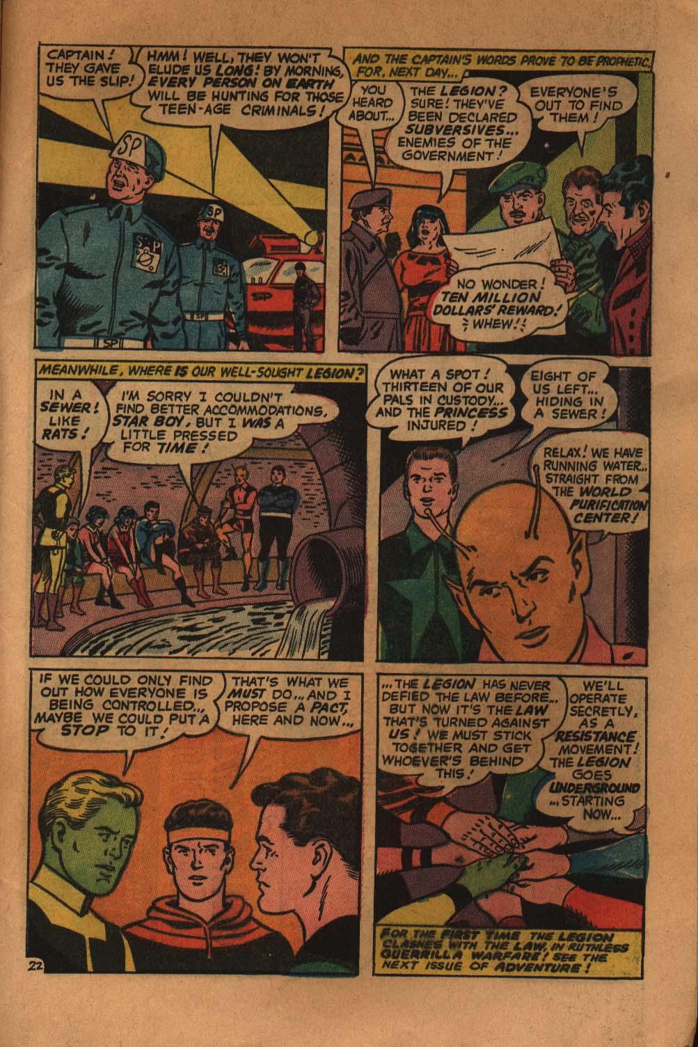 Read online Adventure Comics (1938) comic -  Issue #359 - 29