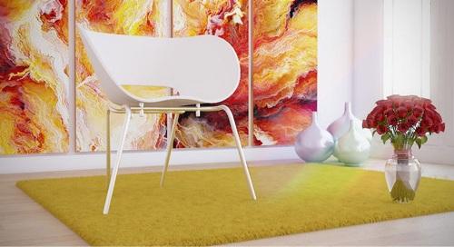 2. Gelar karpet