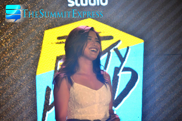 Joyce Pring hoted the trade launch event