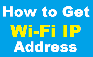 wifi-ip