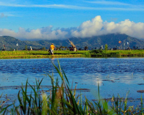 Tinuku.com Travel Lake Tondano in Minahasa highland watching fishermen activities and enjoy delicious dishes freshwater fish