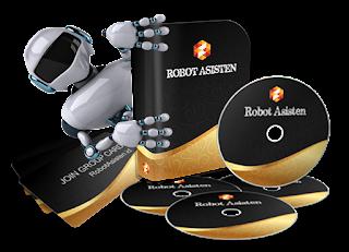Robot Asisten Toko Online