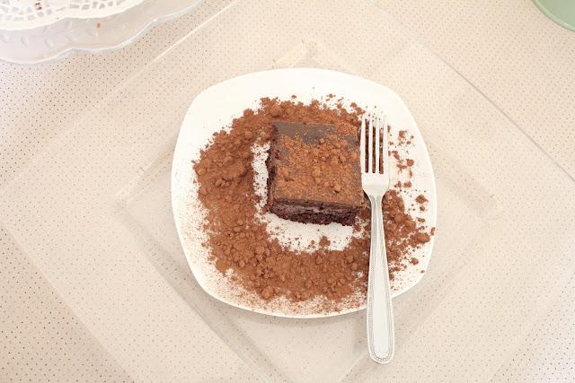 IMG 2816 - עוגת שוקולד לפסח