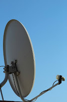 TStv satellite dish