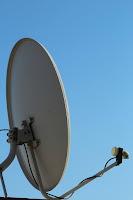 TStv satellite dish