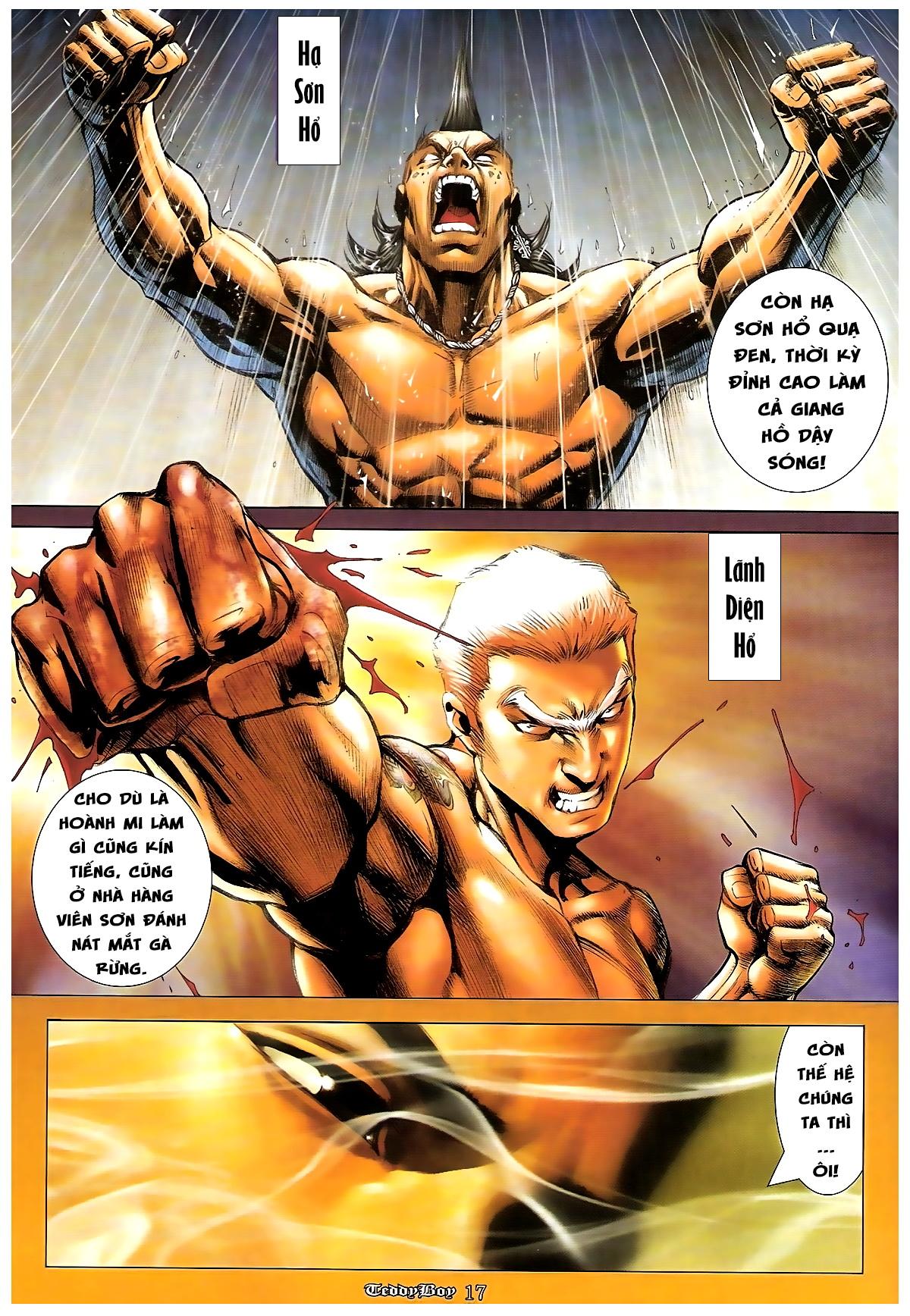 Người Trong Giang Hồ - Chapter 1245: Giang Hồ - Pic 15