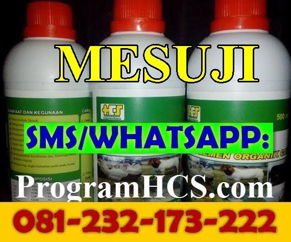 Jual SOC HCS Mesuji