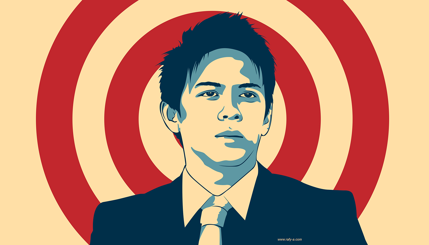 Simple portrait vector art photoshop tutorial rafy a this time i will show you how to make a simple portrait vector art in photoshop we ll use the pen tool in this work only with two color combinations baditri Image collections