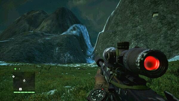 極地戰嚎 4 (Far Cry 4) 非任務下監獄入口所在位置 | 娛樂計程車