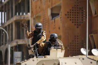 11 dead in militants attack on Burkina faso military post