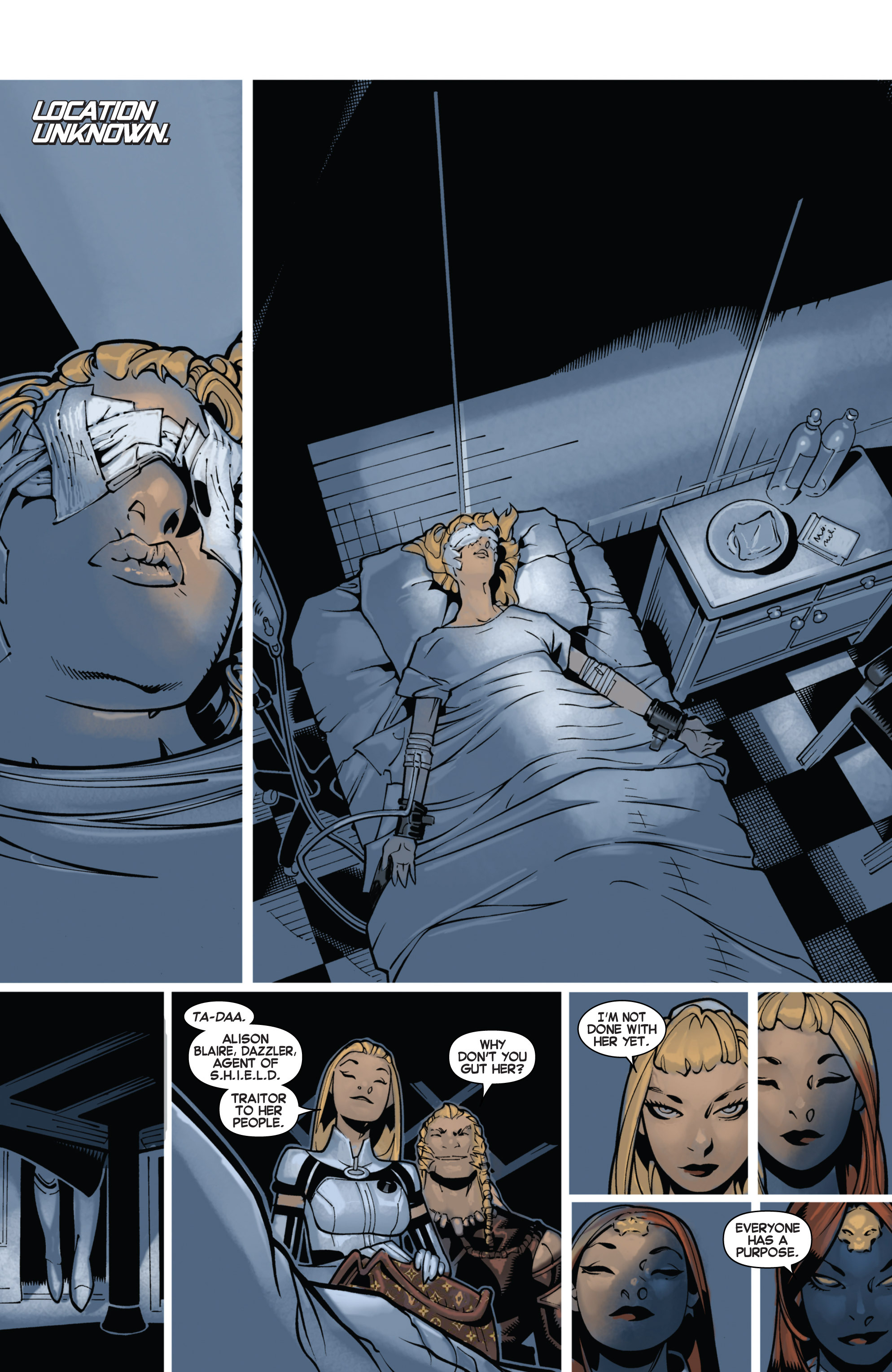 Read online Uncanny X-Men (2013) comic -  Issue # _TPB 4 - vs. S.H.I.E.L.D - 6