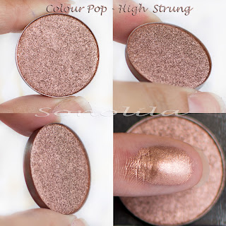 High Strung  - Pressed Eyeshadow Colour Pop