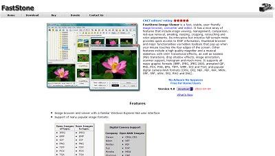 FastStone Image Viewer 4.8 - Tips, Trik Komputer, Dan ...