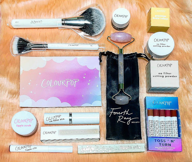 Colourpop haul 2019
