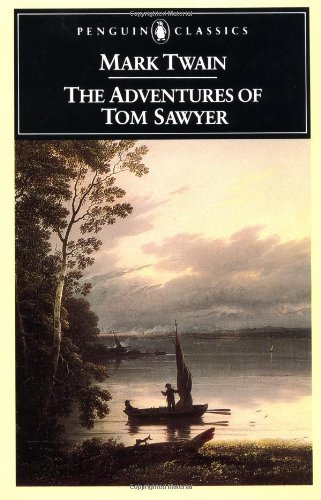 The Great American Read Top 100 Books: Tom Sawyer by Mark Twain