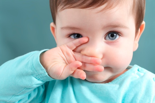 Cara Mengatasi Hidung Tersumbat Pada Bayi