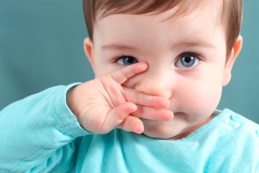 Cara Ampuh Mengatasi Hidung Tersumbat Pada Bayi