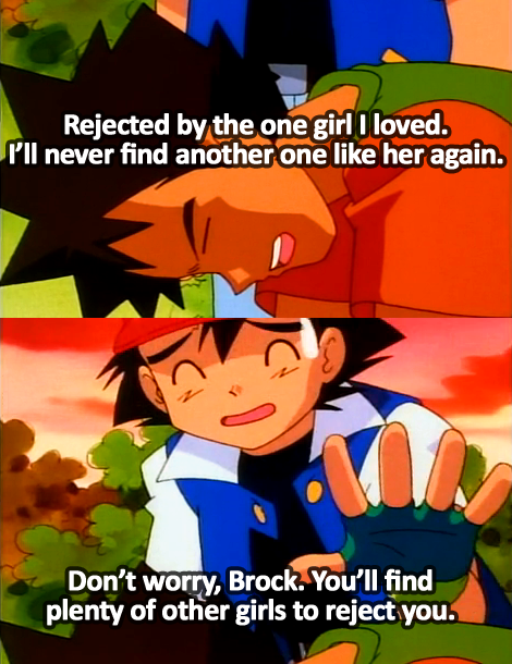 Rejected by the one girl i loved, i'll never find another