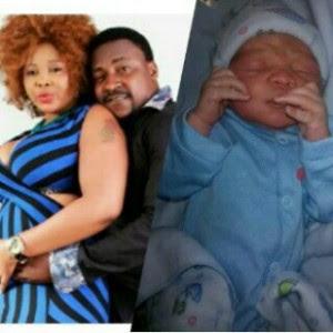 segun ogungbe wife baby boy