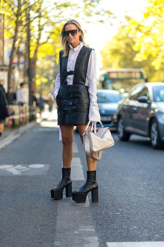 Celine Aagaard Fashion Week Street Style SS17