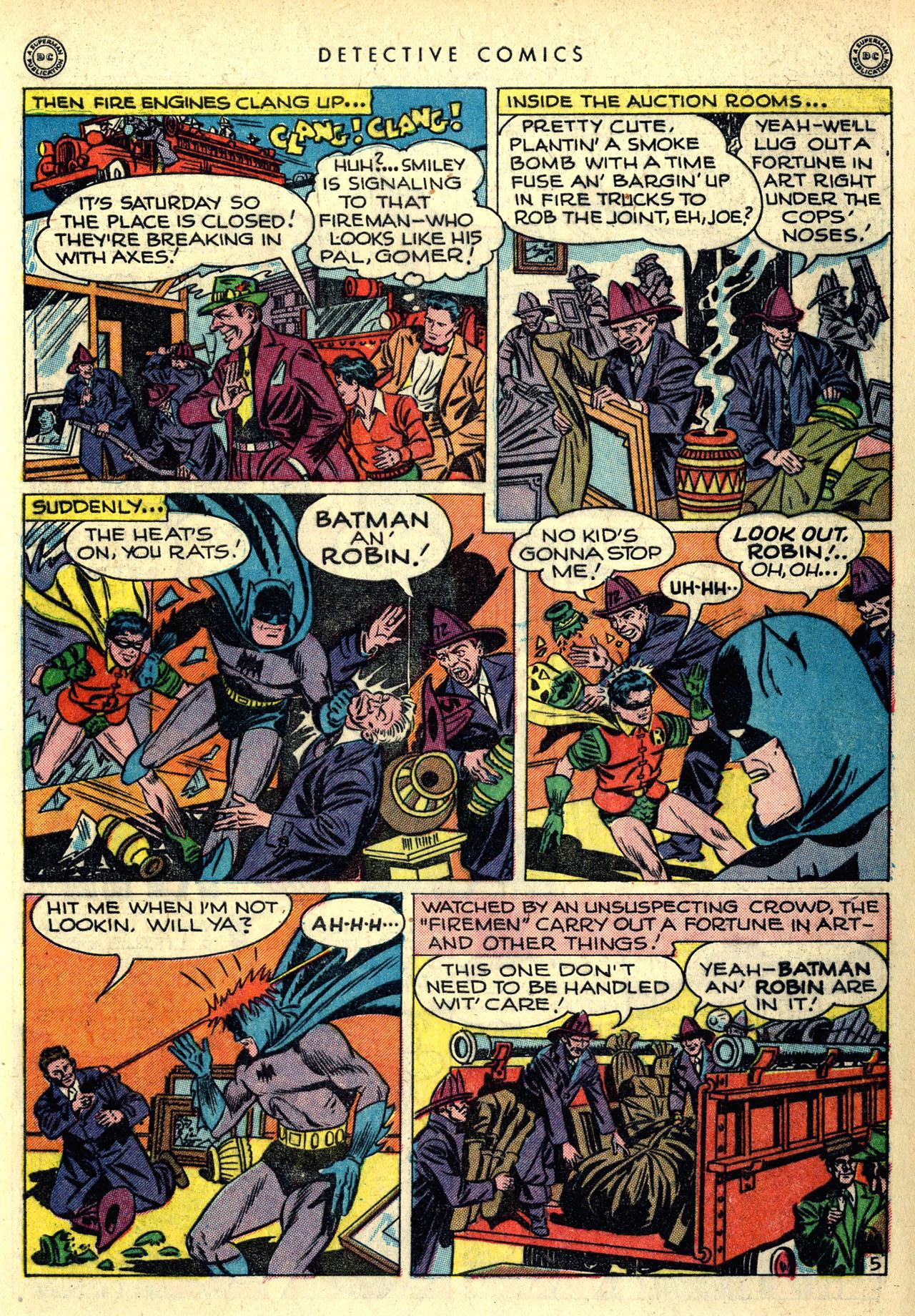 Read online Detective Comics (1937) comic -  Issue #121 - 7