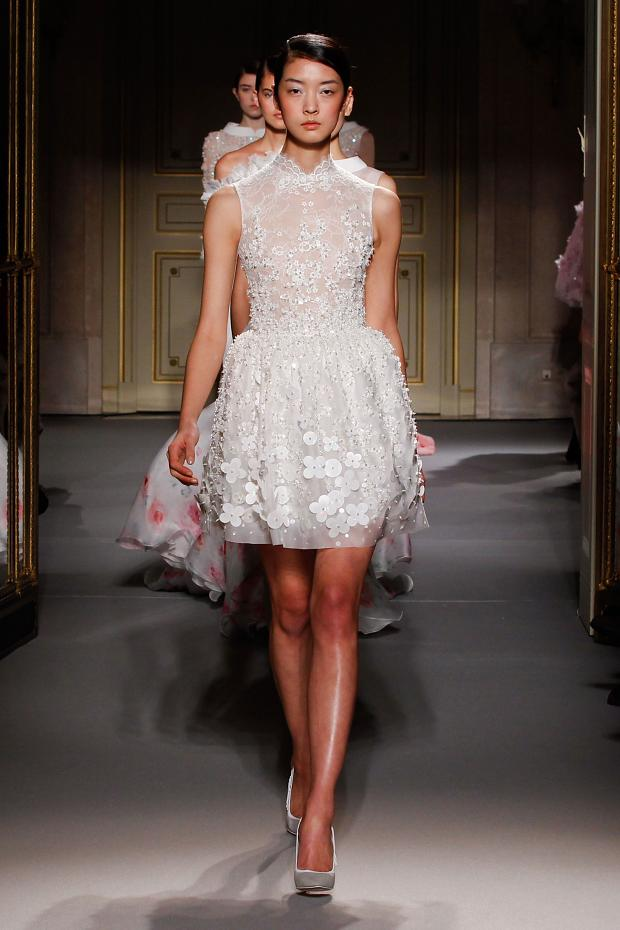 Georges Hobeika Haute Couture Spring 2013