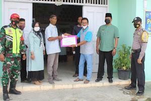 Penyerahan Bantuan Langsung Tunai Dana Desa Tahap 5