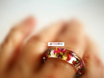 pierścionek botaniczny
