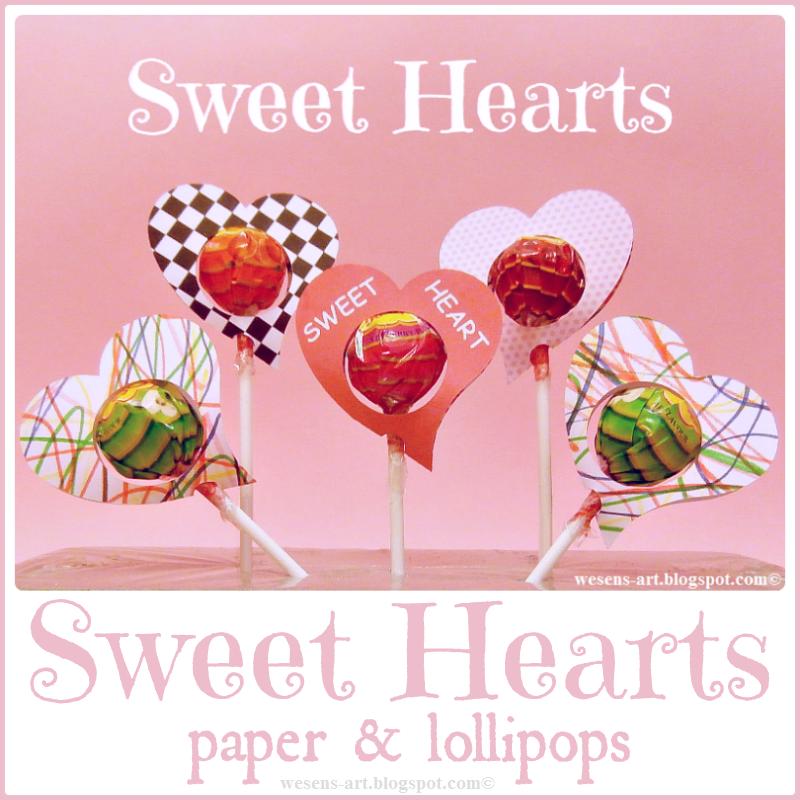 SweetHearts wesens-art.blogspot.com