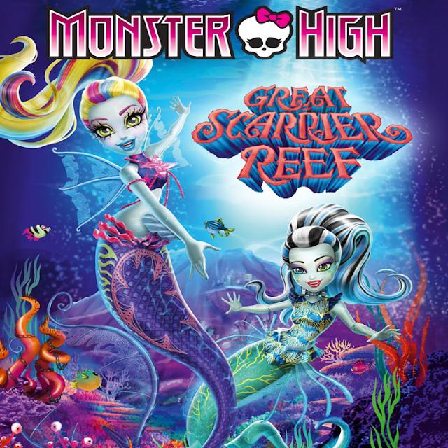 ดูการ์ตูน Monster High: Great Scarrier Reef มอนสเตอร์ ไฮ ผจญภัยสู่ใต้บาดาล