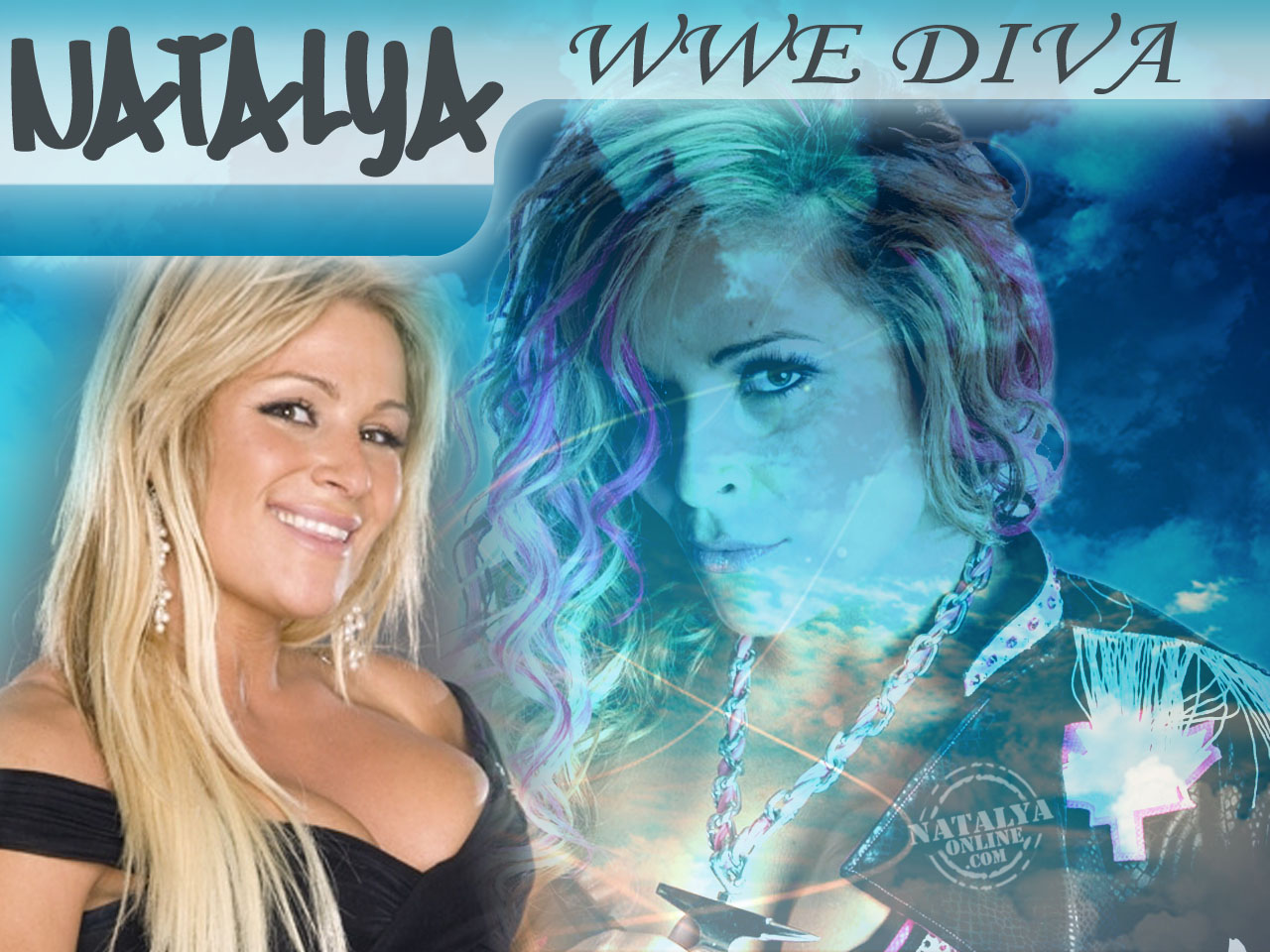 Wwe natalya hd wallpapers 2012 wrestling all stars - Wwe divas wallpapers ...