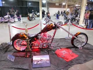 Acara Modifikasi Motor Chopper