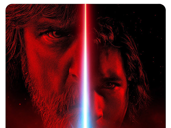 Teaser Trailer & Posters for Star Wars: The Last Jedi