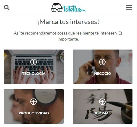 TUTELLUS Gratis, cursos online en español