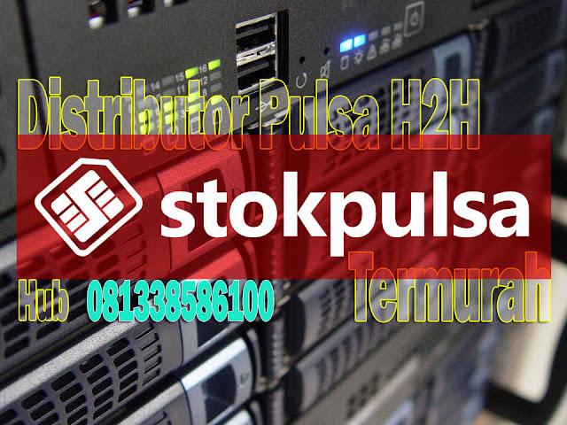 distributor pulsa h2h termurah