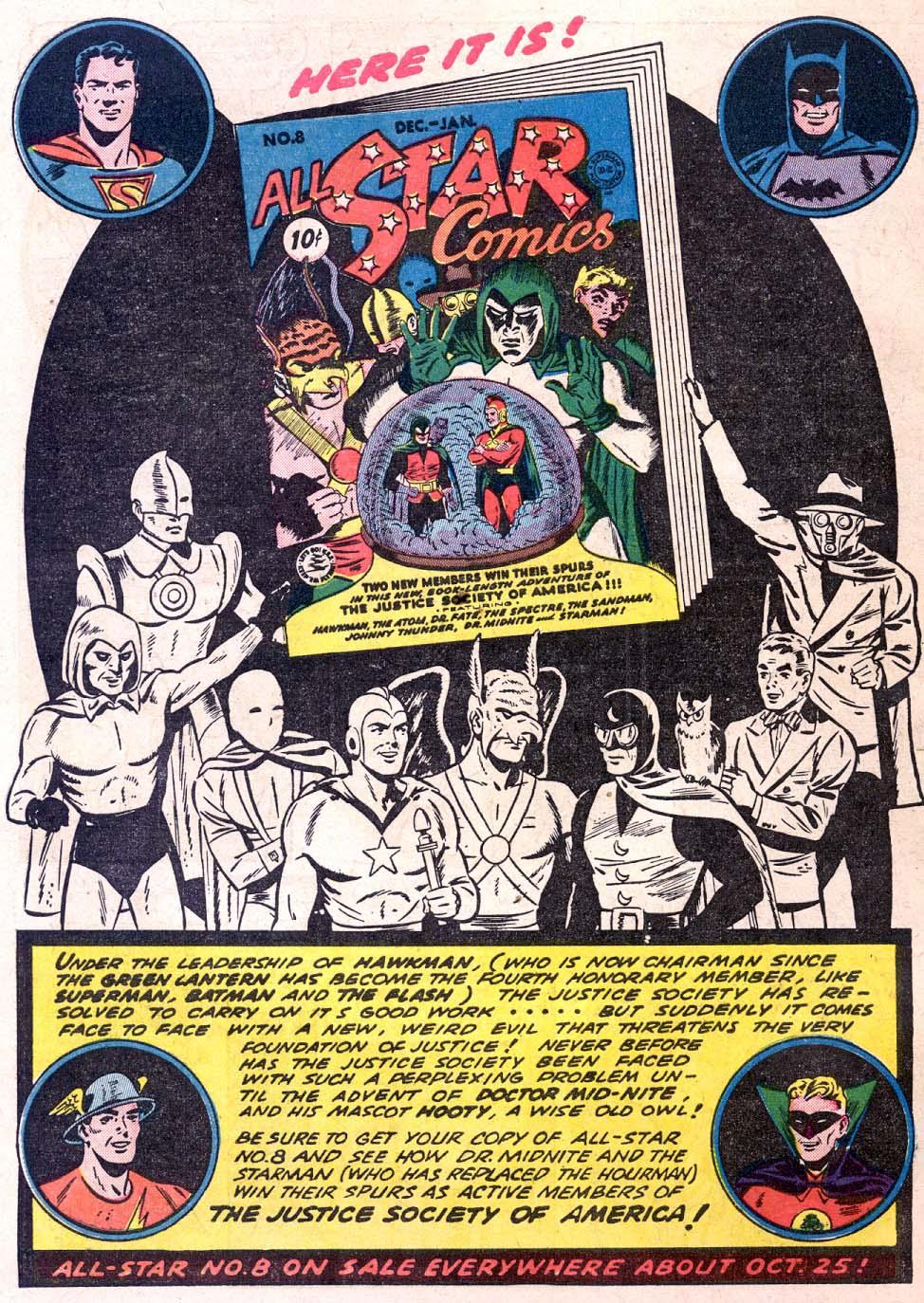 Read online All-American Comics (1939) comic -  Issue #33 - 66