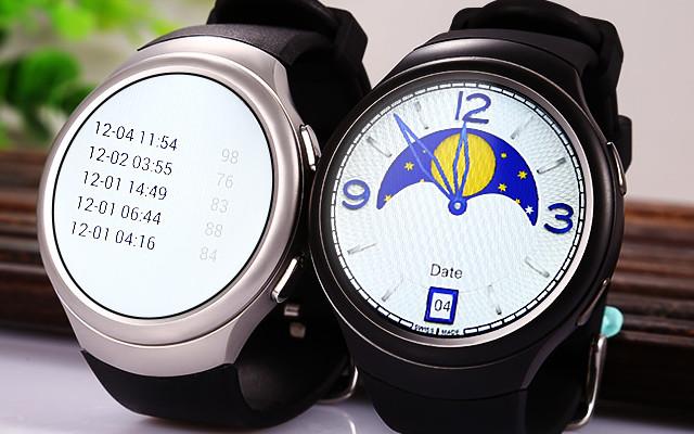 Análisis del K9 3G, Android 4.4 se viste de Smartwatch