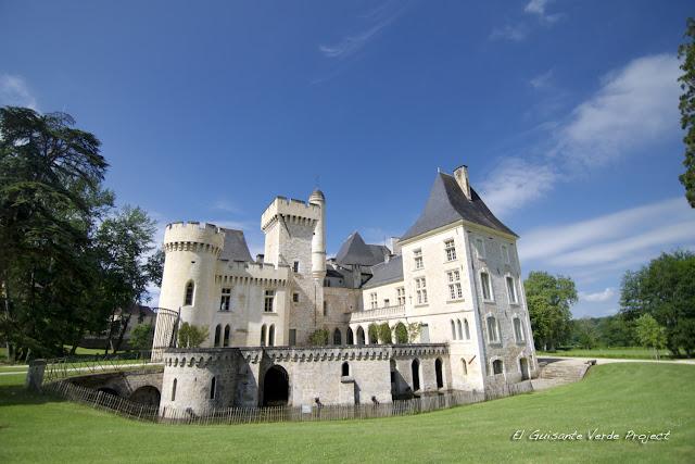 Perigord, Castillo de Campagne por El Guisante Verde Project
