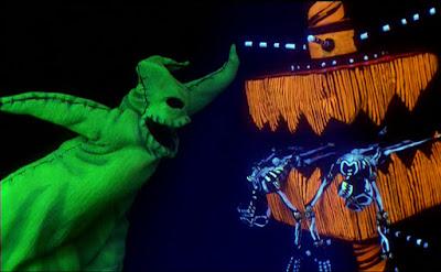 Nightmare Before Christmas Oogie Boogie