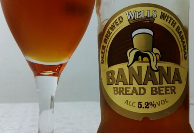 CERVEJA WELLS BANANA BREAD BEER 600ml