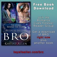 Romance Lives Forever Reader Group
