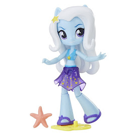 My Little Pony Equestria Girls Minis Beach Collection Beach Collection Singles Trixie Lulamoon Figure