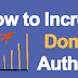 How to improve Domain Authority? - Tips to Improve Domain Authority