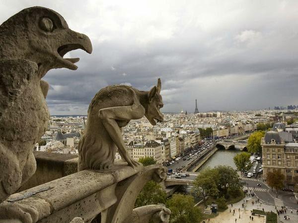 Visita a Catedral de Notre Dame em Paris