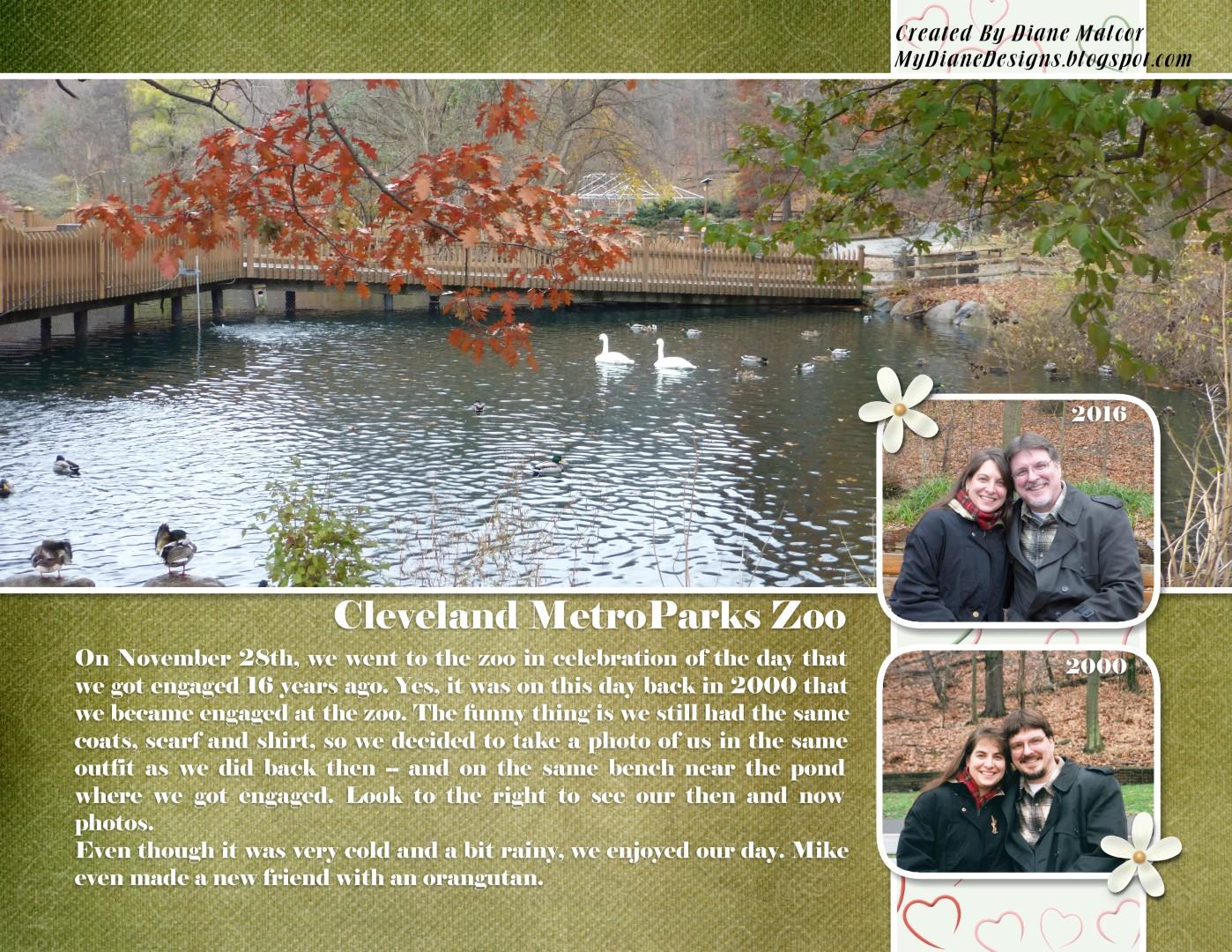 MyDiane Designs: Cleveland Zoo