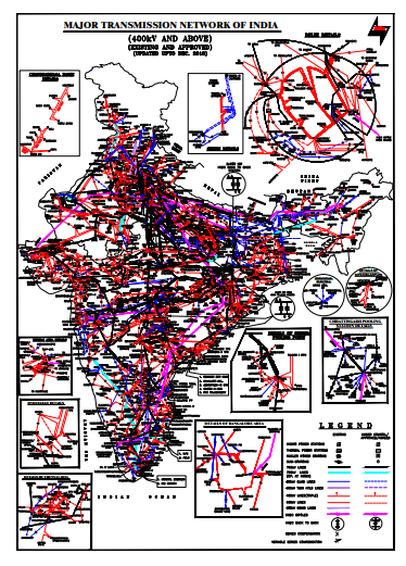 all-india-transmission-line-map