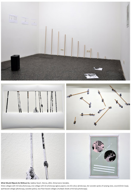 What Would Objects Do Without Us, 2011