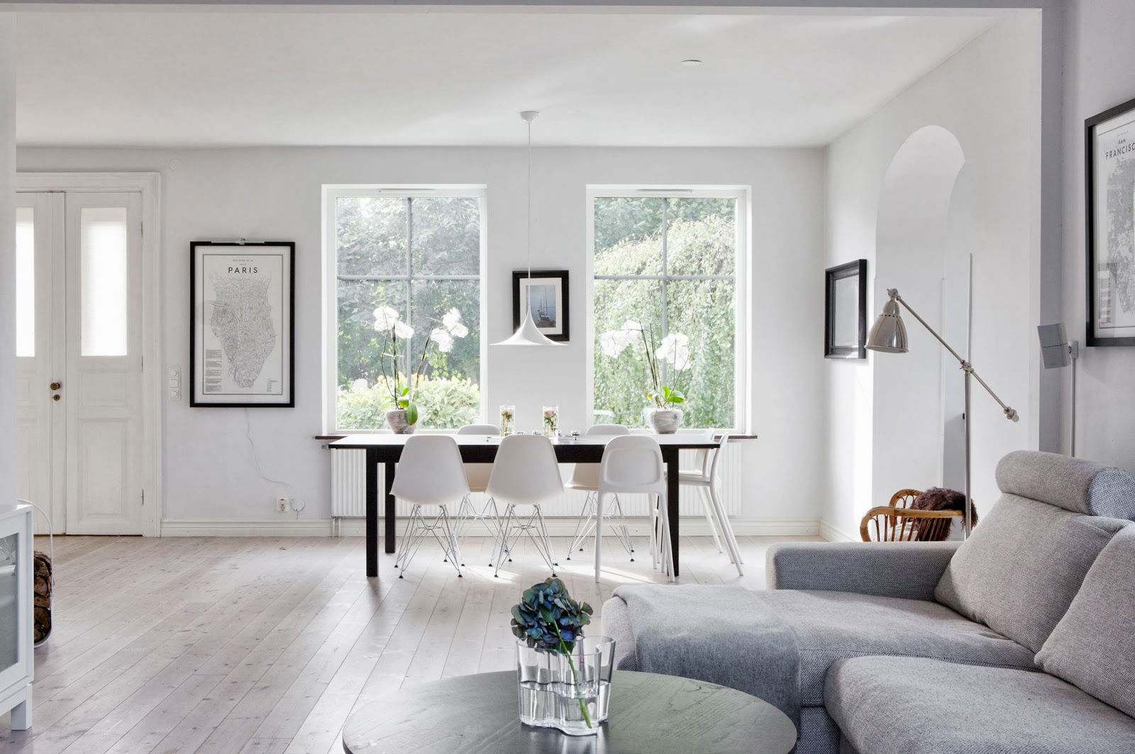my scandinavian home a white sk ne home with a fabulous woodburner. Black Bedroom Furniture Sets. Home Design Ideas